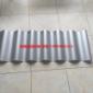 雷克萨斯4S店横装铝合金波纹板780型,0.8厚白银灰波纹板